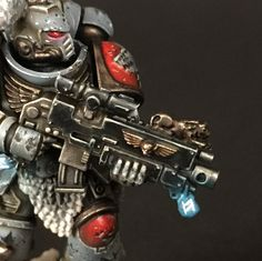 """""""Trailing Hunter"""" .. Space Wolves Primaris by CMM. If you're interested in a commission, don't hesitate to contact me. #custommademiniatures #paintingwarhammer #paintingforgeworld #citadel #forgeworld #gamesworkshop #Primaris #warhammer40k #warhammer40000 #warhammer30k #fortheemperor #painting #miniaturepainting #spacemarines #spacemarine #spacewolves #horusheresy #modelpainting #commissionpainting #eavymetal #coolminis #wargaming #wargames #vallejo #tabletop #tabletopgaming #art #artist…"""