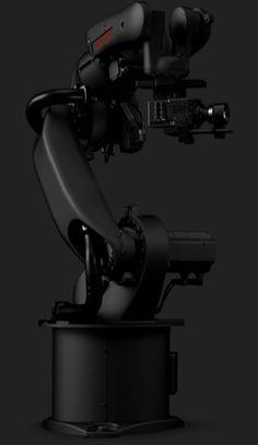 Motorized Precision – KIRA, an innovative new high-speed camera robot