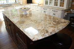 Solarius granite kitchen countertops Newtown Connecticut - traditional - kitchen - new york - by La Pietra Marble, Inc.