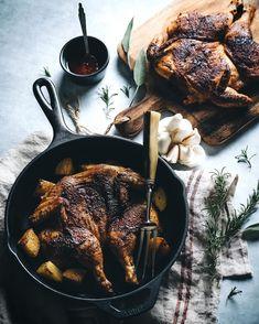"【ELLE gourmet】みんなでシェアして食べたい、鶏肉の悪魔風 | インスタグラマーの""十八番""パーティーレシピを拝見!"