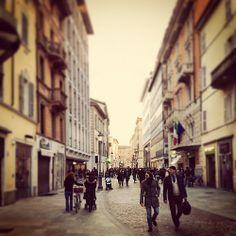 A passeggio per il centro di Parma ~ Walkin' in Parma | Flickr – Condivisione di foto!