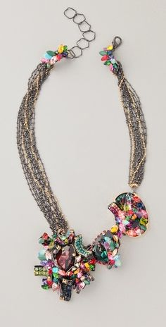 Erickson Beamon Confetti Necklace