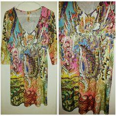 Ocean Breeze  Dresses - Rhinestone Dress