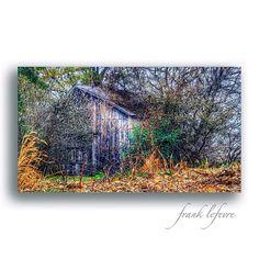 The Secret Woodshed