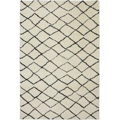 Better Homes and Gardens Moroccan Cream Woven Area Rug 8 x 10 $137.19 Walmart