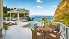 Dream backyard! | Sugar Beach, A Viceroy Resort - formerly The Jalousie Plantation | Caribbean Beach Resort