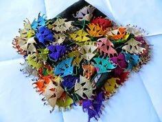 iğne oya güzelliği Form Crochet, Crochet Motif, Knit Crochet, Textiles, Needle Lace, Textile Jewelry, Table Covers, Needlework, Embellishments