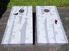 cornhole board designs - Google Search