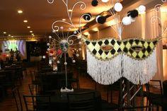 decoração festa baile de mascaras - Pesquisa Google
