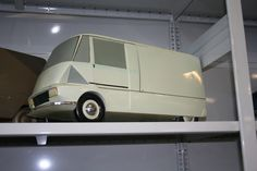 OG | Citroën HY replacement model | Scale mock-up
