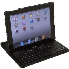 If you have an iPad 2, this is a WAY fabuLESS idea-- a case PLUS keyboard for ONLY $39.95 shipped!