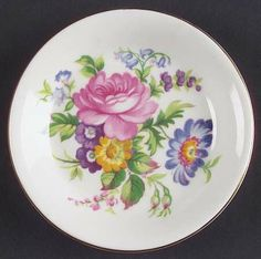 An Introduction to Butter Pats | ROYAL ALBERT Enchantment at Replacements, Ltd