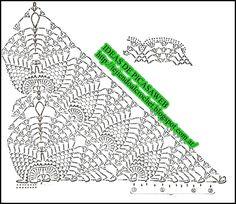 crochet fabric , CROCHET - GANCHILLO - PATRONES - GRAFICOS: CROCHET DAMA
