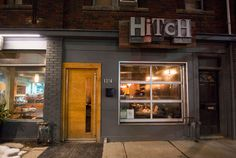 First Look: Hitch, Leslieville's newest purveyor of beer, cocktails and tapas