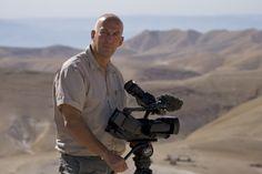 Cameraman Rob van Elst. Regie & fotografie: Dennis Brussaard