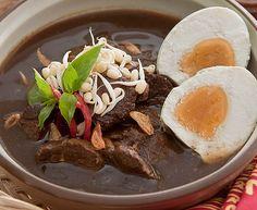 Indische recepten en events | Rawon Daging