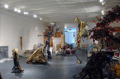 art studio   Art Basel Miami Beach 2008 Studio Visits: Cristina Lei Rodriguez