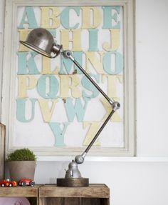 Ines Cole Jielde Vintage Lamp