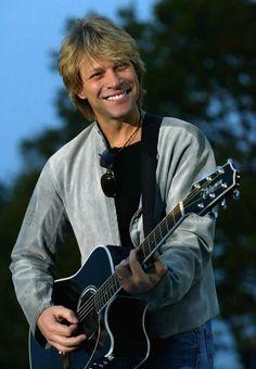 John Bon Jovi...lookin good.