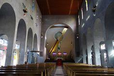 世界平和記念聖堂 村野藤吾