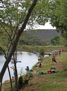 Family fun on the banks of the Olifants River while staying at the Olifants River Lodge. Plenty to do for the whole family. Situated only 200 km from Gauteng between Witbank and Middleberg in Mpumalanga in South Africa. www.olifants-river-lodge.co.za