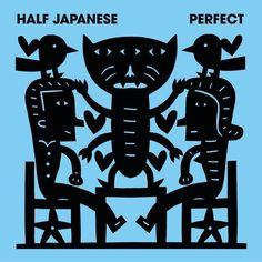 Half Japanese - Perfect [Black Vinyl]