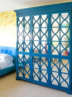 Closet Door Design Ideas and Options: Pictures, Tips & More   Home Remodeling - Ideas for Basements, Home Theaters & More   HGTV