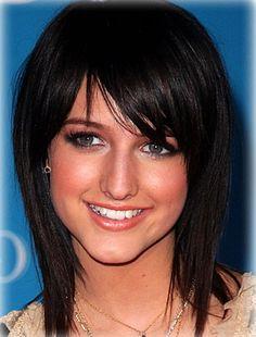 Ashlee-Simpson-Mid-Length-Shag-Hairstyles-Black