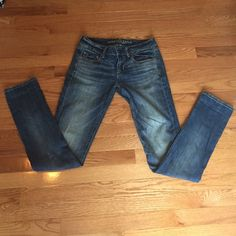 American eagle jeans Perfect condition American eagle slightly faded jeans American Eagle Outfitters Jeans Skinny