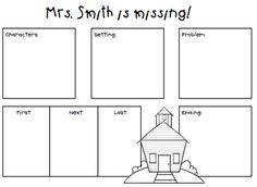 Miss Nelson is missing: Narrative writing lesson Writing Strategies, Writing Lessons, Teaching Writing, Writing Activities, Free Activities, Start Writing, Writing Ideas, Teaching Ideas, Personal Narrative Writing