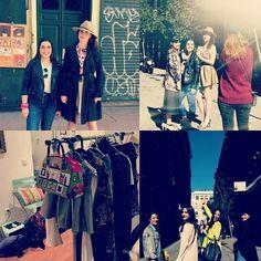 La primera Drobby Party en Madrid ha sido todo un éxito!! Infinitas gracias a Carlota, Carmen y Bea nuestras drobberas invitadas. Nos ha encantado conoceros y escuchar vuestra visión sobre Drobby y moda. También quiero agradecer y felicitar a todo el equipo Drobby que ha hecho posible este sueño.