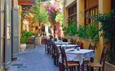 Platanias - Greece. Summer 2015