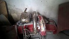 raspado de guardabarros y tanque