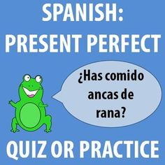 $ This is a 20 question quiz that assesses a student's ability to form the present perfect (including some irregulars), respond to questions using the present perfect, and select the correct form of the present perfect from multiple options.