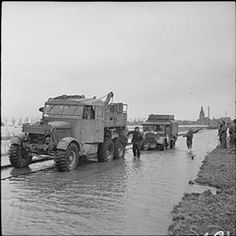 Scammell Pioneer The British Army in North-west Europe 1944-45