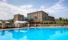 Borgo Colombara nei pressi di Perugia
