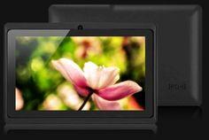 AlpenTab TB7ABSW Schwarz, 7 Zoll Tablet, 512MB Ram, 4GB HDD, USB 2.0 EAN 9120058770043 bei markt.de im Shop von DJMedia für 102€ kaufen