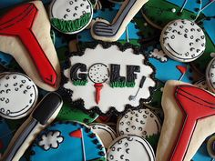 Whimsical Golf