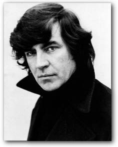 British actor, Alan Bates.  Dark, mysterious, funny & opinionated on screen.