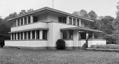 Villa Henny by 't Hoff - 1915-19 Edward Durell Stone