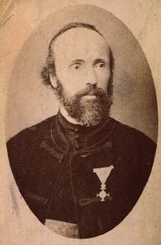 Tesla's father, Rev. Milutin Tesla, a Serbian Orthodox Priest