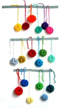 ingthings: DIY little crochet flower