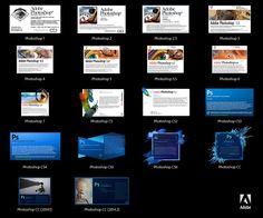 Photoshop pantallas presentación