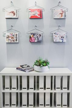 STORAGE | Magazine rack
