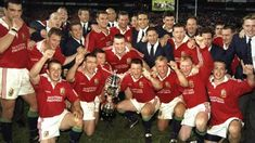 The British and Irish Lions were last victorious on a tour in 1997