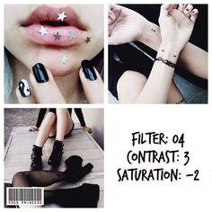 black and white instagram feed VSCO filter 04