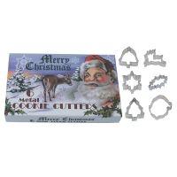 1863, MERRY CHRISTMAS 6 PC SET