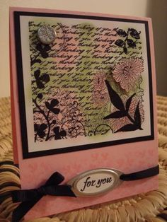 Fresh Cuts VI by Karen B Barber - Cards and Paper Crafts at Splitcoaststampers
