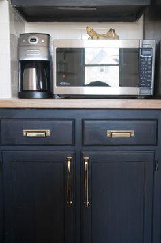 Kitchen Hardware Reveal + $200 Rejuvenation Giveaway! - Earnest Home co.