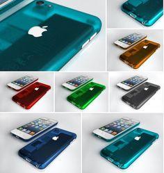 Low Budget iPhone To Get Nostalgic iMac G3 Design?